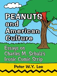 Cover Peanuts and American Culture