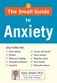 Cover The Small Guide to Anxiety
