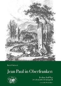 Cover Jean Paul in Oberfranken