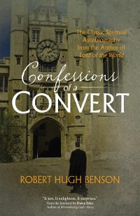 Cover Confessions of a Convert