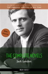 Cover Jack London: The Complete Novels