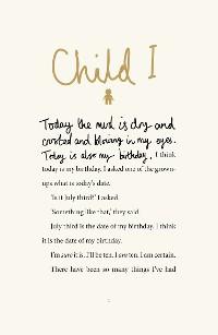 Cover Child I