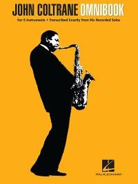 Cover John Coltrane--Omnibook--E-Flat Instruments