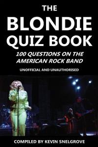 Cover Blondie Quiz Book