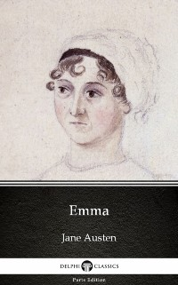 Cover Emma by Jane Austen (Illustrated)