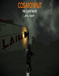 Cover Cosmonaut: The Lunar Wars