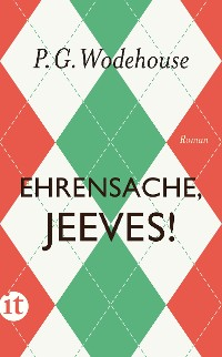 Cover Ehrensache, Jeeves!