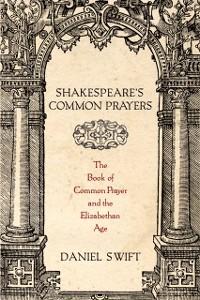 Cover Shakespeare's Common Prayers