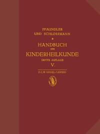 Cover Die Sprach- und Stimmstorungen im Kindesalter