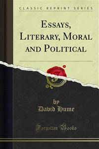 Cover Essays, Literary, Moral and Political