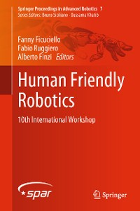 Cover Human Friendly Robotics