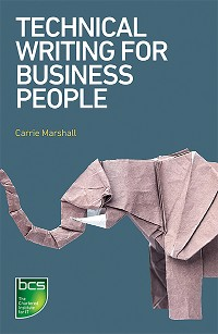 Cover Technical Writing for Business People