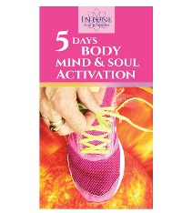 Cover 5 days body, mind and soul activation - holistic exercises