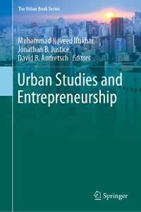 Cover Urban Studies and Entrepreneurship
