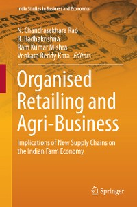 Cover Organised Retailing and Agri-Business