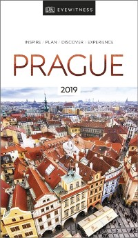 Cover DK Eyewitness Travel Guide Prague