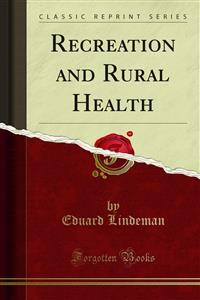 Cover Recreation and Rural Health