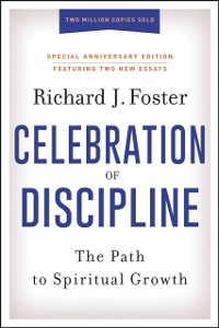 Cover Celebration of Discipline, Special Anniversary Edition