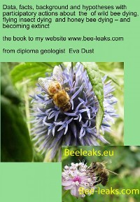 Cover Data, facts, background and hypotheses with participatory actions about the of wild bee dying, flying insect dying and honey bee dying – and becoming extinct