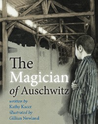 Cover Magician of Auschwitz