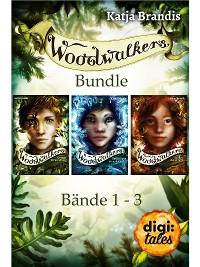 Cover Woodwalkers Bundle. Bände 1-3