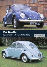 Cover VW Beetle Specification Guide 1949-1967