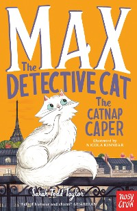 Cover The Catnap Caper
