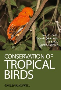 Cover Conservation of Tropical Birds