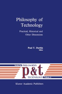 Cover Philosophy of Technology