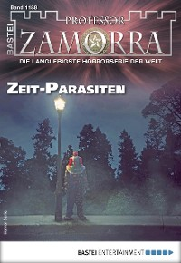 Cover Professor Zamorra 1188 - Horror-Serie