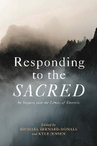 Cover Responding to the Sacred