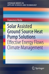 Cover Solar Assisted Ground Source Heat Pump Solutions