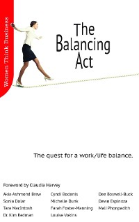 Cover The Balancing Act