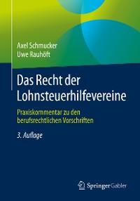 Cover Das Recht der Lohnsteuerhilfevereine