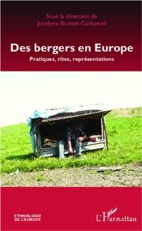 Cover Des bergers en Europe
