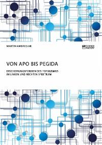 Cover Von APO bis Pegida. Erscheinungsformen des Populismus im linken und rechten Spektrum