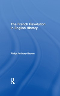 Cover French Revolution in English History