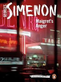 Cover Maigret's Anger