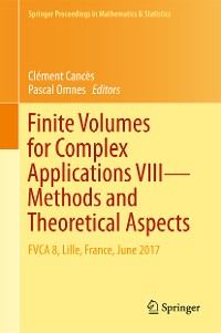 Cover Finite Volumes for Complex Applications VIII - Methods and Theoretical Aspects