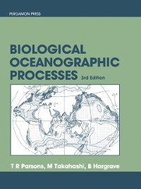 Cover Biological Oceanographic Processes