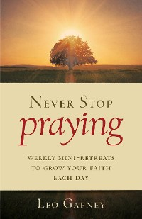Cover Never Stop Praying