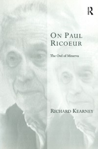 Cover On Paul Ricoeur