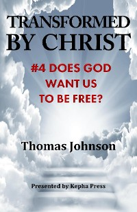 Cover Transformed by Christ #5