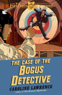 Cover Case of the Bogus Detective