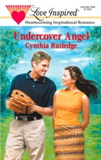Cover Undercover Angel (Mills & Boon Love Inspired)