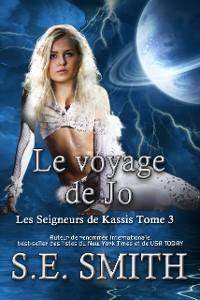 Cover Le voyage de Jo