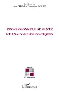 Cover Professionnels de sante et anal. prat.
