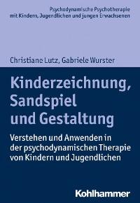 Cover Kinderzeichnung, Sandspiel und Gestaltung