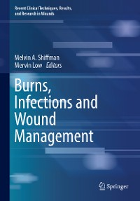 Cover Burns, Infections and Wound Management