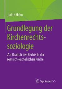 Cover Grundlegung der Kirchenrechtssoziologie